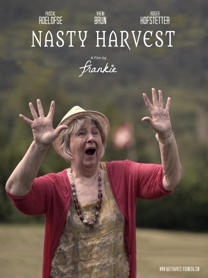 Nasty Harvest - poster960x1280